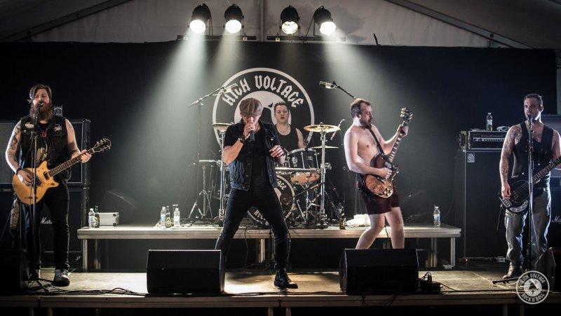 High Voltage AC/DC jam